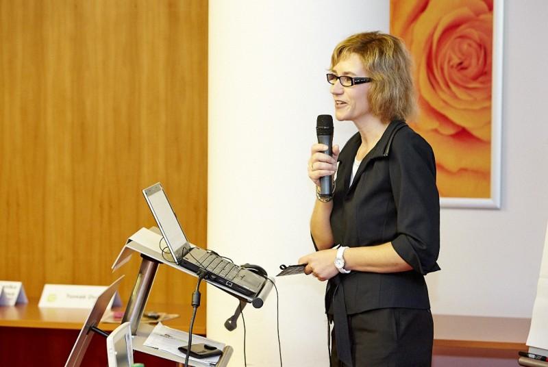 Jitka Schmiedová, Vodafone